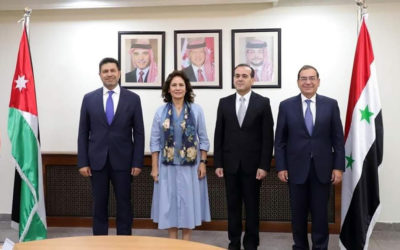 وزير البترول المصري: وضعنا خارطة طريق لضخ الغاز عبر الخط العربي إلى لبنان في أقرب وقت ممكن
