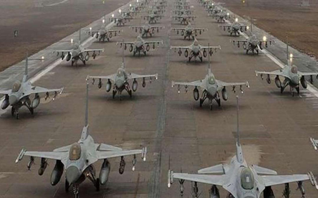 القوات الجوية الأمريكية تتوقع وضعا كارثيا بحلول عام 2035