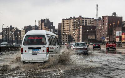 هيئة الطرق في مصر أعلنت رفع حالة الطوارئ إستعداداً للسيول