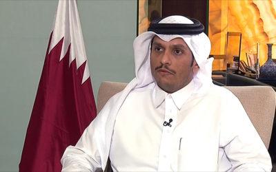 وزير الخارجية القطري: إتفاقية أبراهام لا تتلاءم مع سياستنا ومن مصلحتنا عودة العمل بالإتفاق النووي