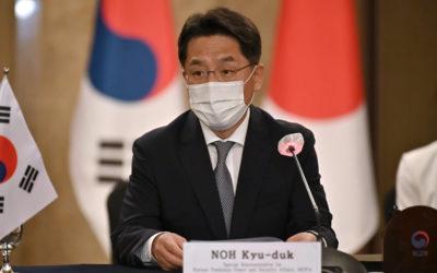 المبعوث النووي الكوري الجنوبي: دور روسيا مهم لإستئناف المحادثات النووية مع كوريا الشمالية